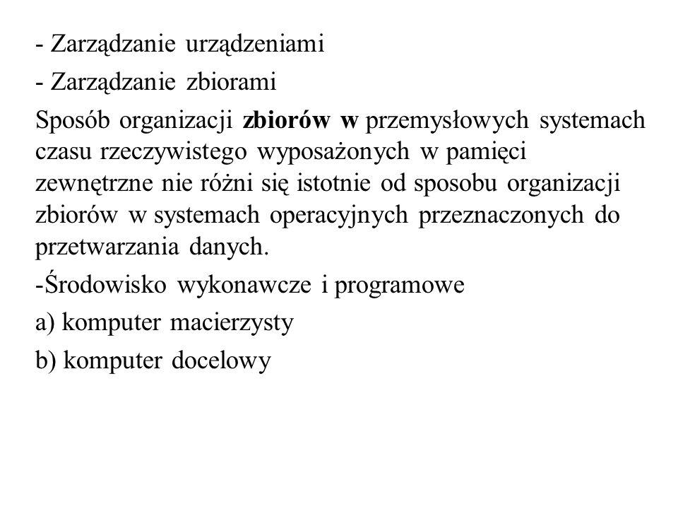 - Zarządzanie urządzeniami