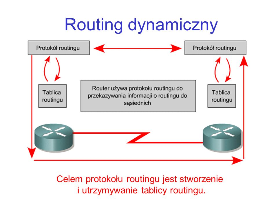Routing dynamiczny