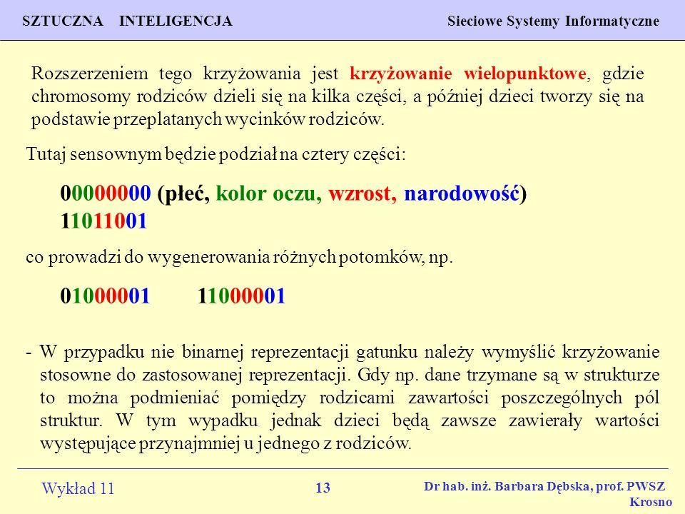 00000000 (płeć, kolor oczu, wzrost, narodowość) 11011001