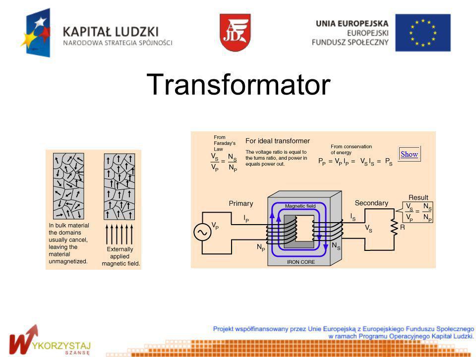 Transformator