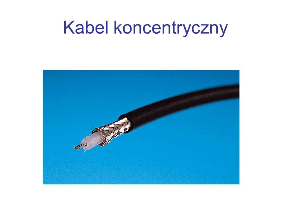 Kabel koncentryczny