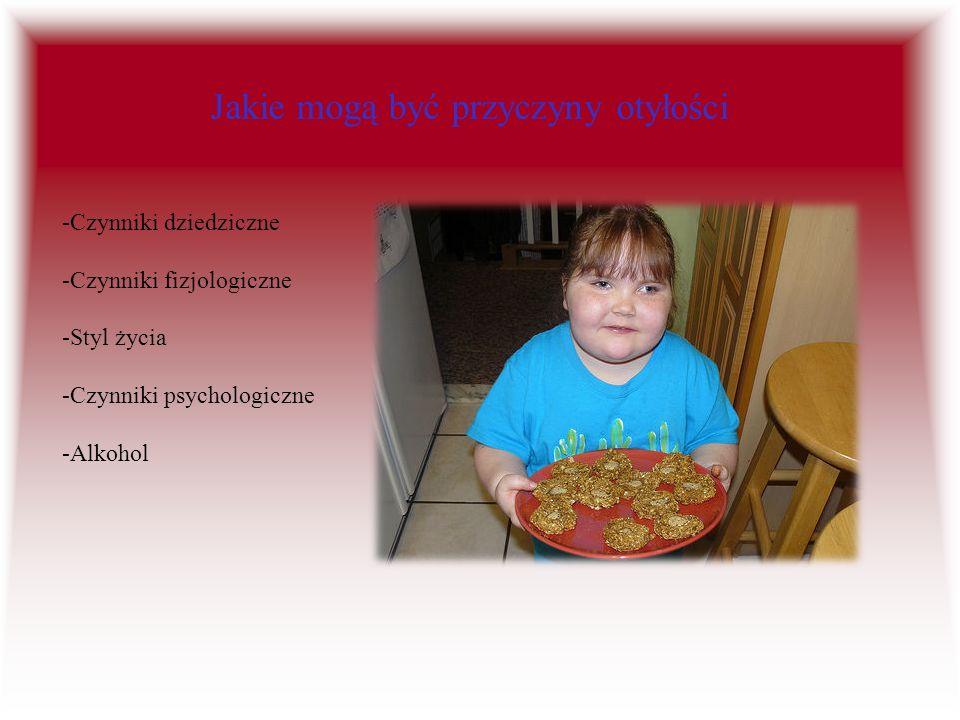Jakie mogą być przyczyny otyłości