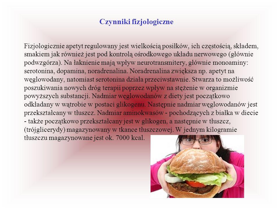 Czynniki fizjologiczne