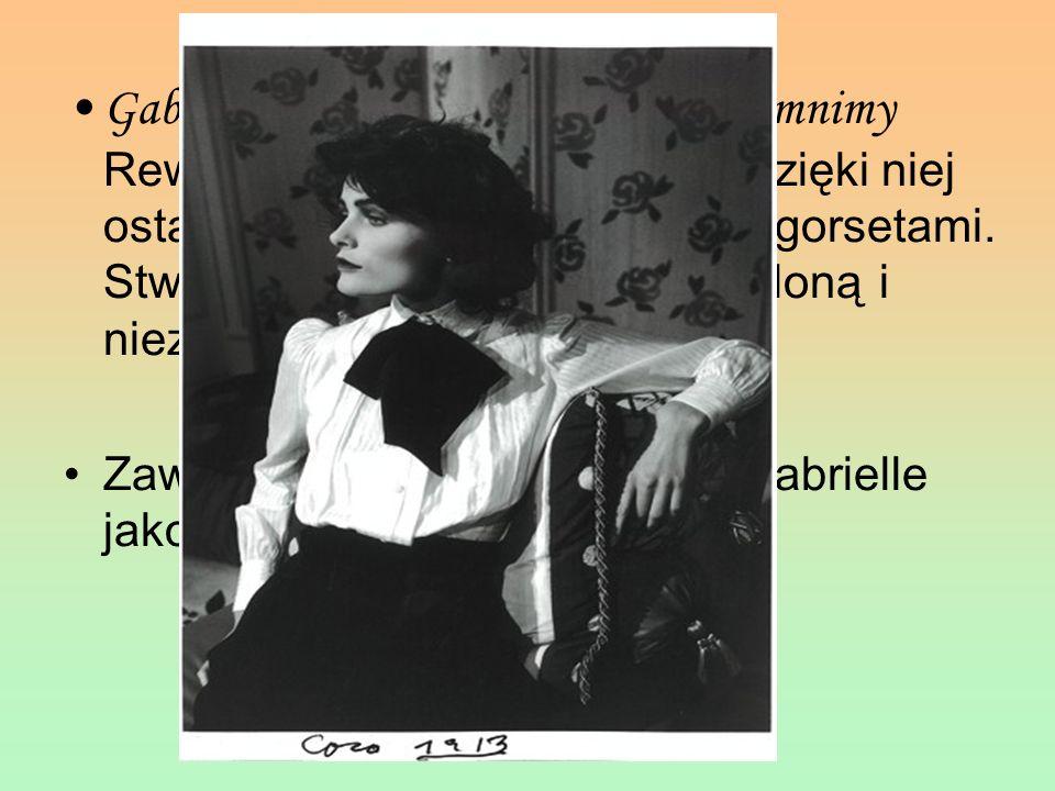 Gabrielle Bonheur Chanel Niezapomnimy Rewolucjonistka świata mody