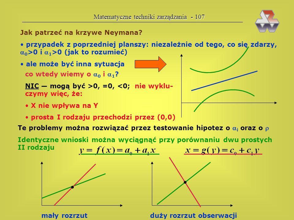 Matematyczne techniki zarządzania - 107