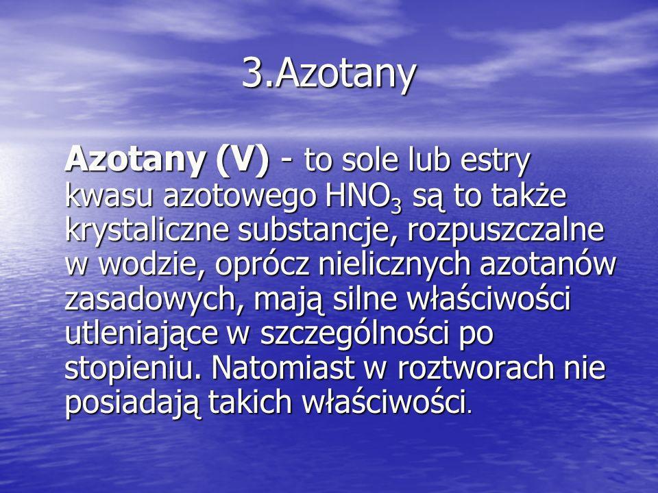 3.Azotany