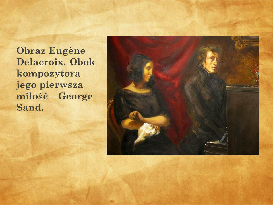 Obraz Eugène Delacroix