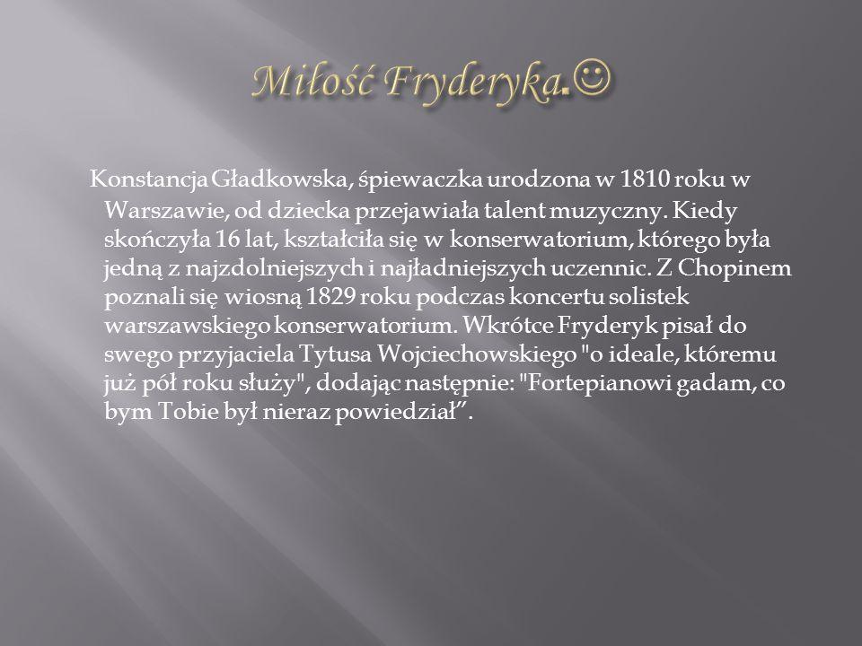 Miłość Fryderyka.