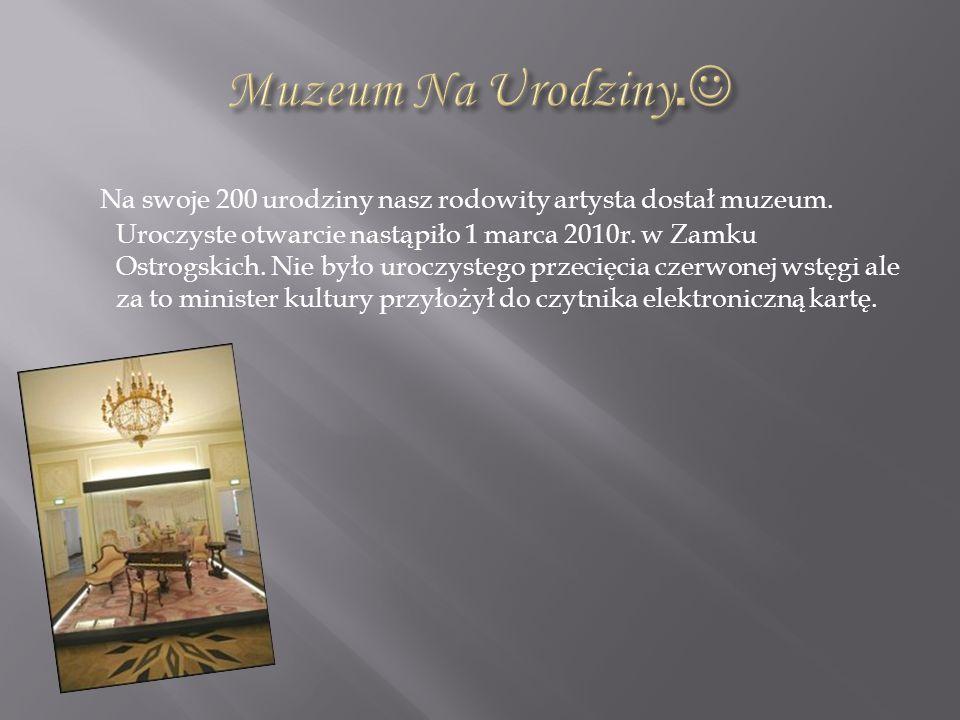 Muzeum Na Urodziny.