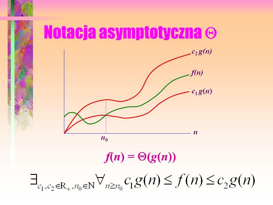 Notacja asymptotyczna 