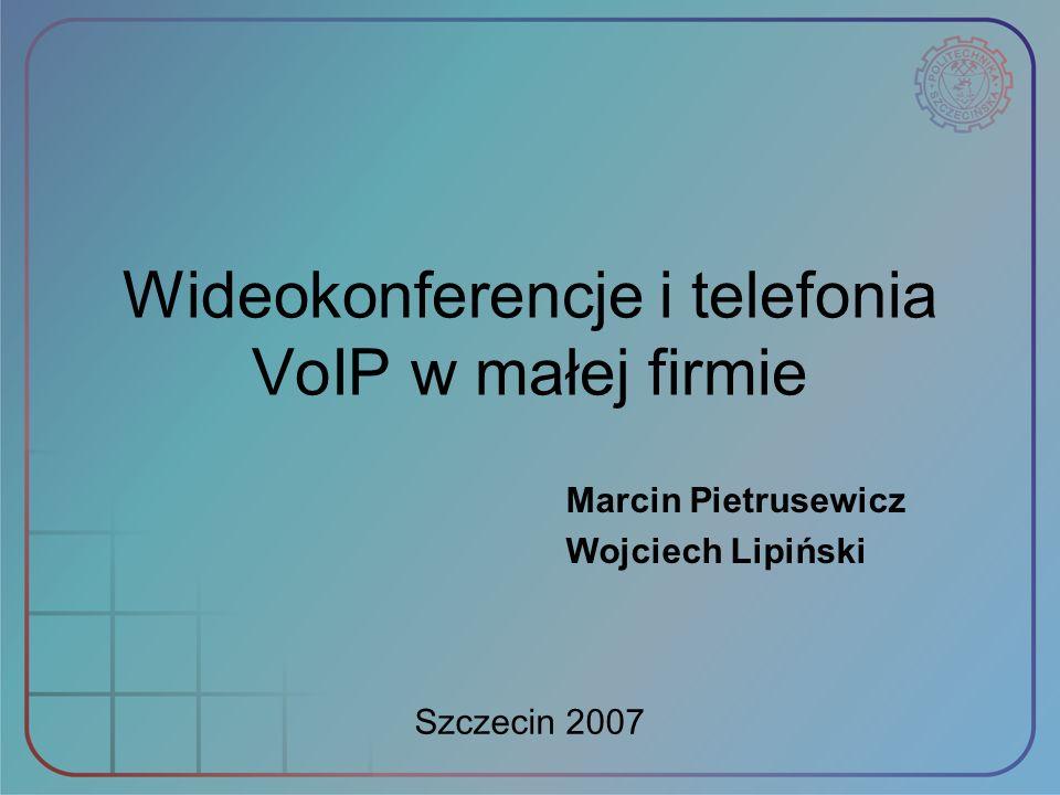 Wideokonferencje i telefonia VoIP w małej firmie