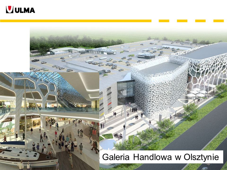 Galeria Handlowa w Olsztynie