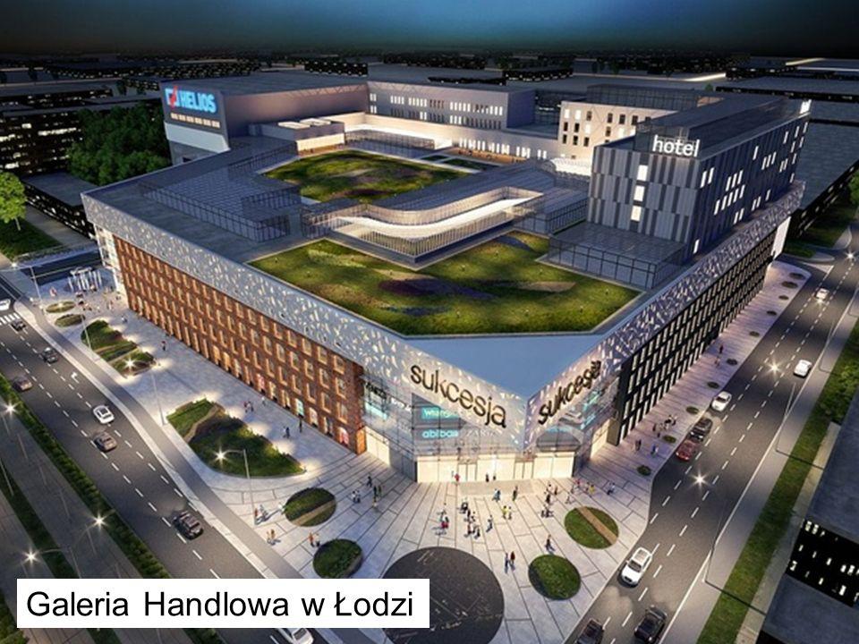 Galeria Handlowa w Łodzi