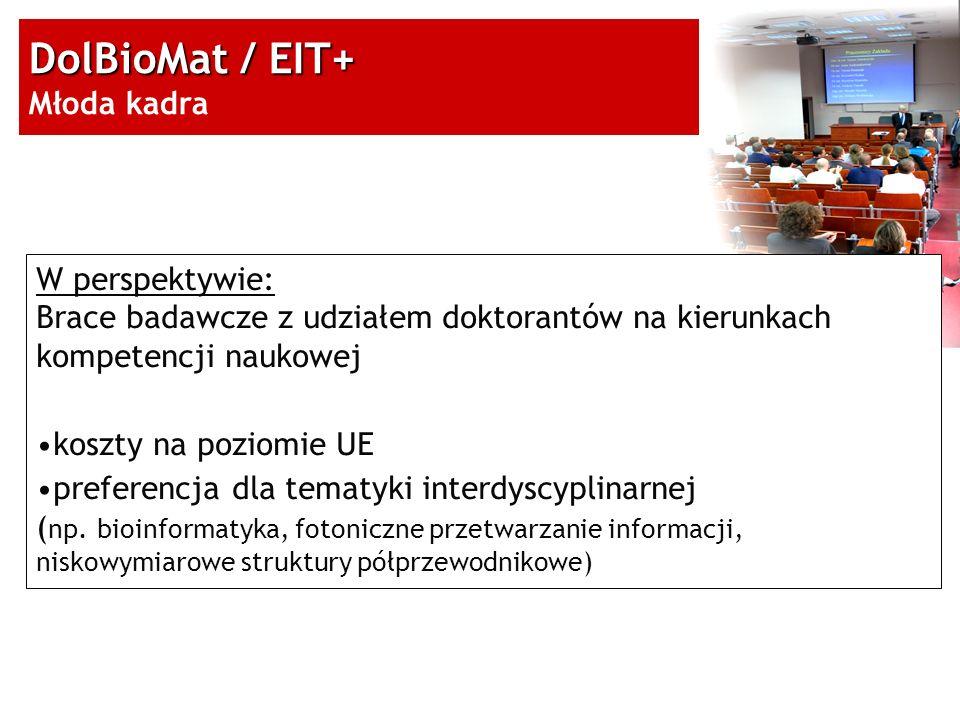 DolBioMat / EIT+ Młoda kadra
