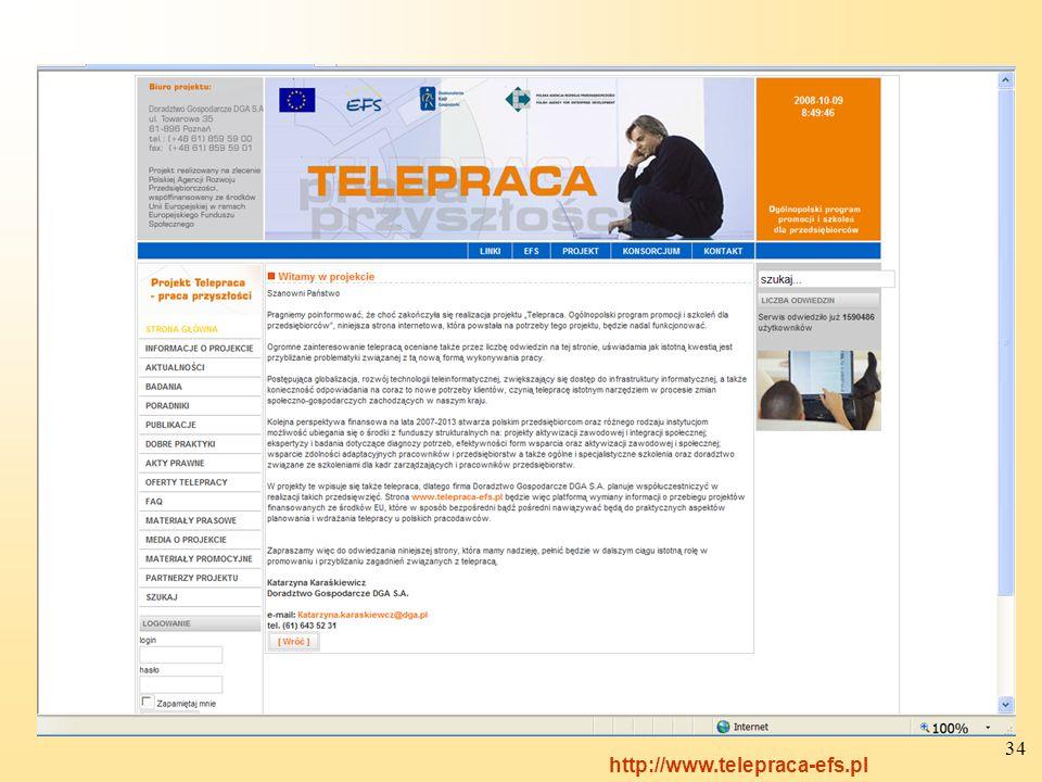 http://www.telepraca-efs.pl
