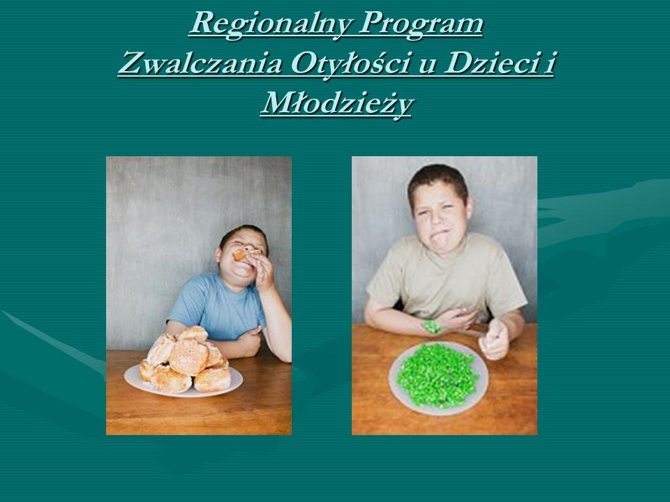 Regionalny Program Zwalczania Otyłości u Dzieci i Młodzieży