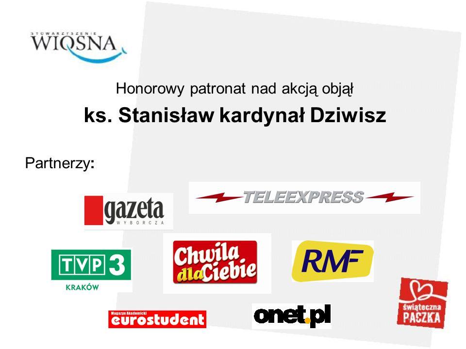 ks. Stanisław kardynał Dziwisz