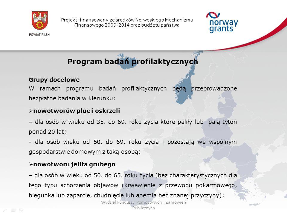 Program badań profilaktycznych