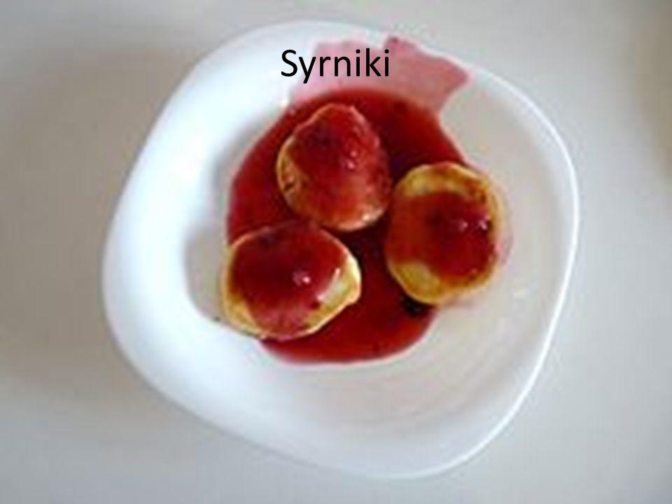 Syrniki
