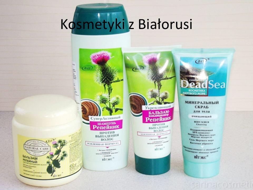 Kosmetyki z Białorusi