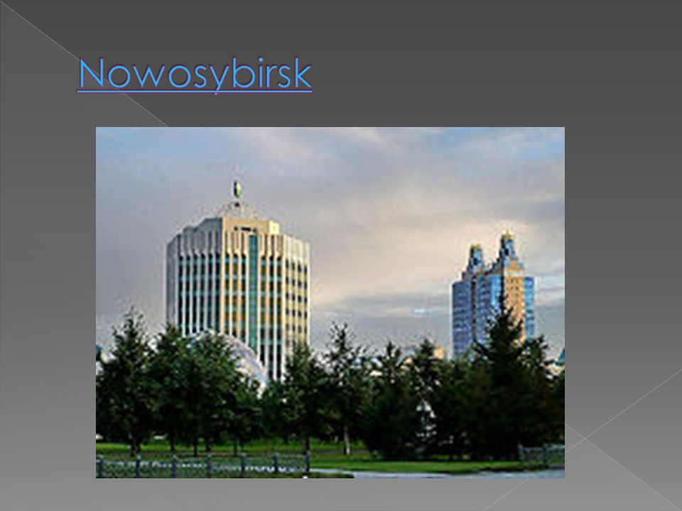 Nowosybirsk