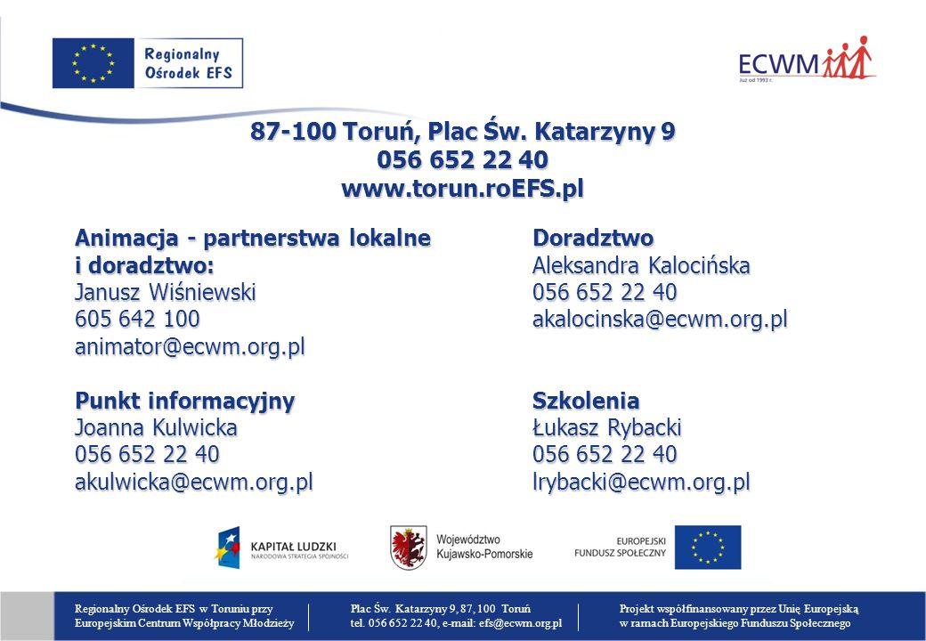 87-100 Toruń, Plac Św. Katarzyny 9
