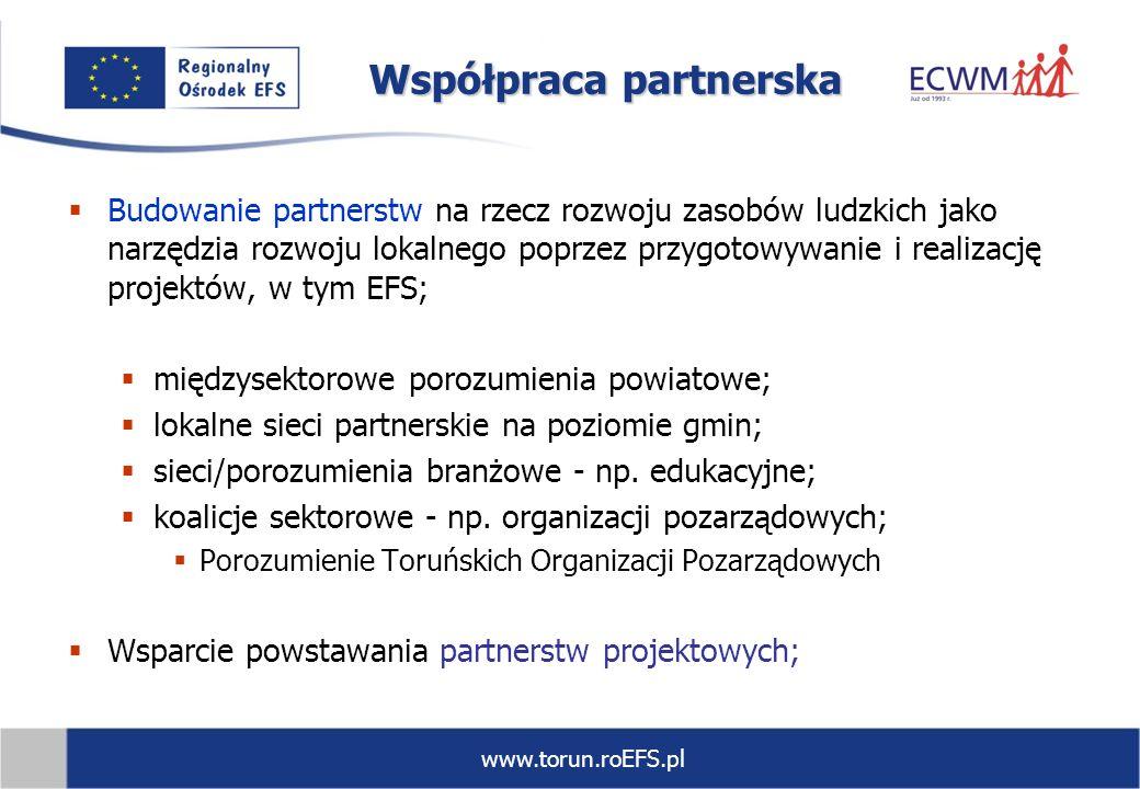 Współpraca partnerska