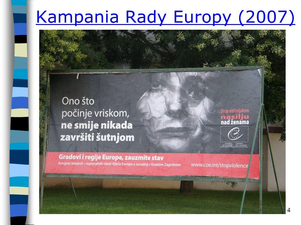 Kampania Rady Europy (2007)