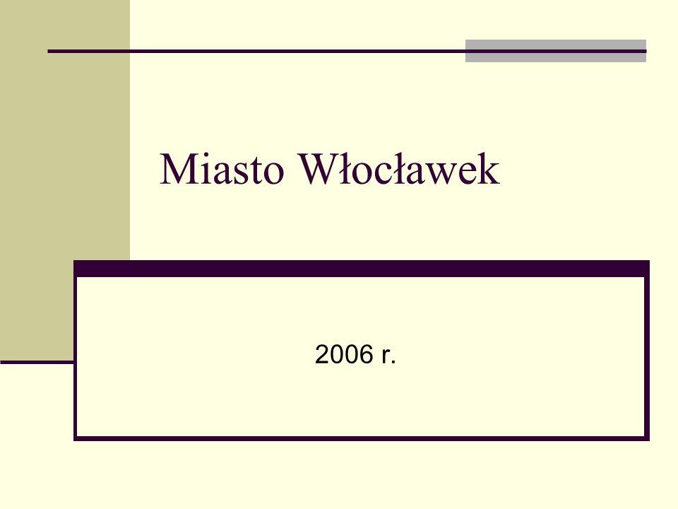 Miasto Włocławek 2006 r.