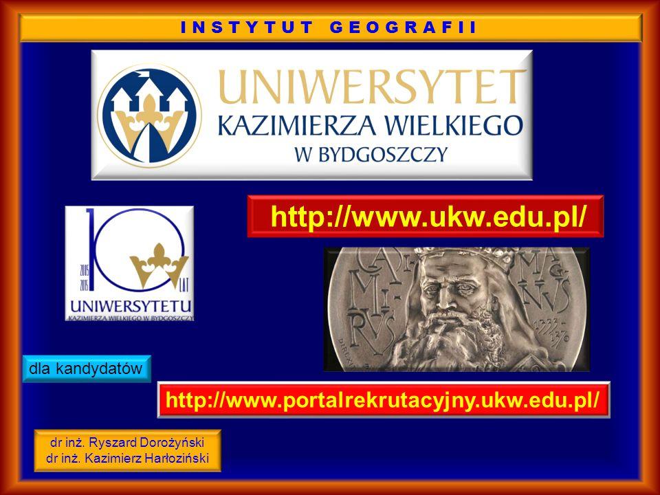 http://www.ukw.edu.pl/ http://www.portalrekrutacyjny.ukw.edu.pl/