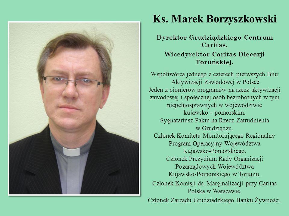 Ks. Marek Borzyszkowski
