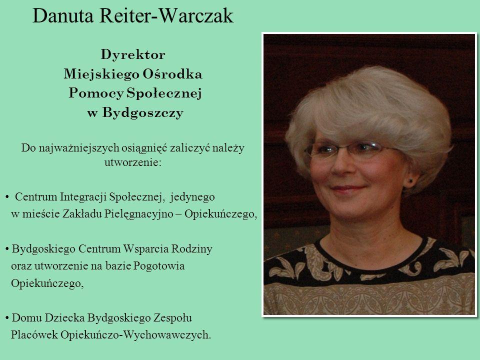 Danuta Reiter-Warczak