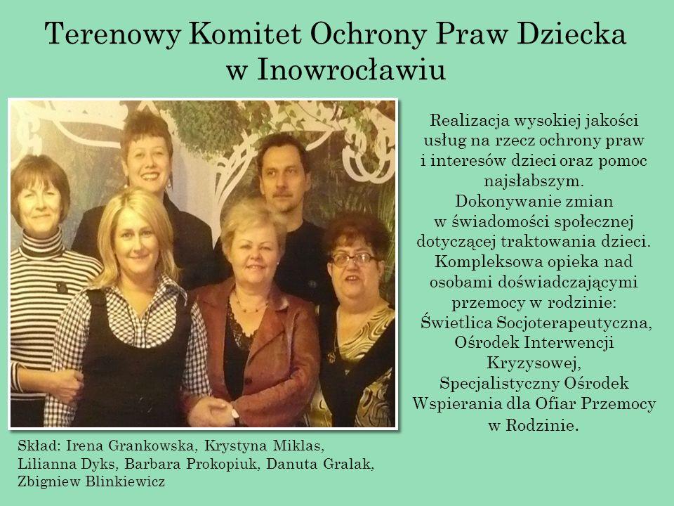 Terenowy Komitet Ochrony Praw Dziecka w Inowrocławiu