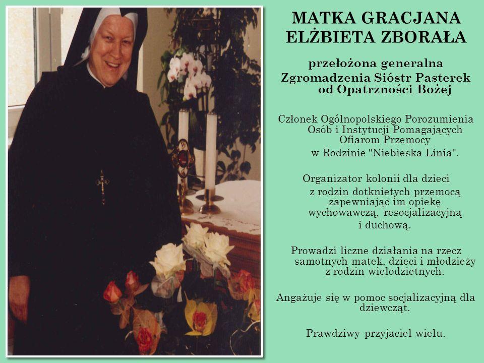 Zgromadzenia Sióstr Pasterek od Opatrzności Bożej