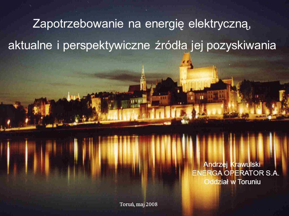 Zapotrzebowanie na energię elektryczną,
