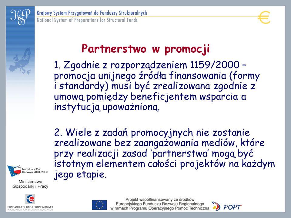 Partnerstwo w promocji