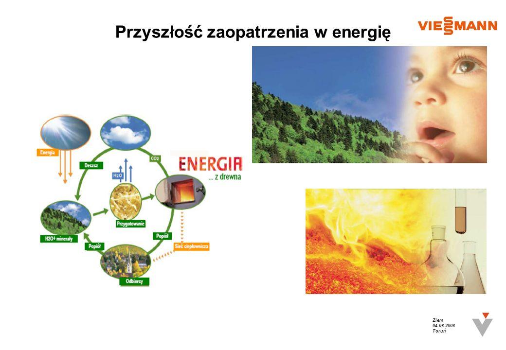 Przyszłość zaopatrzenia w energię