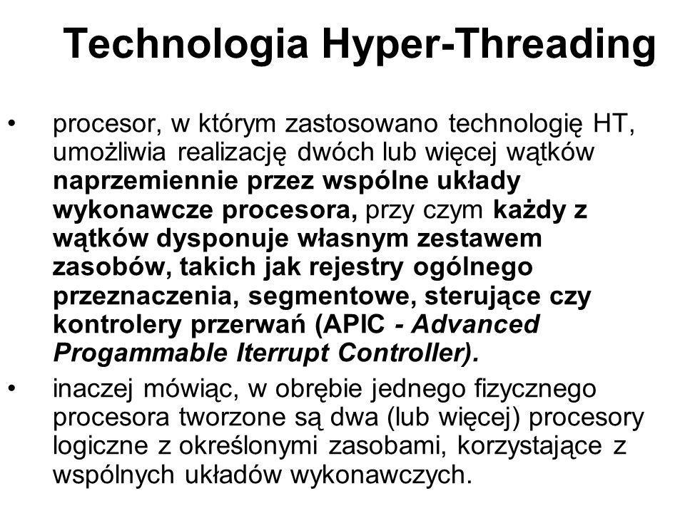 Technologia Hyper-Threading