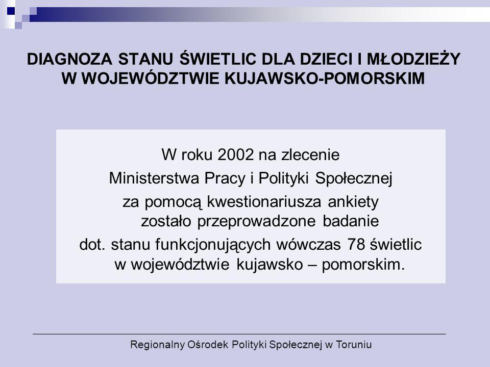 Ministerstwa Pracy i Polityki Społecznej