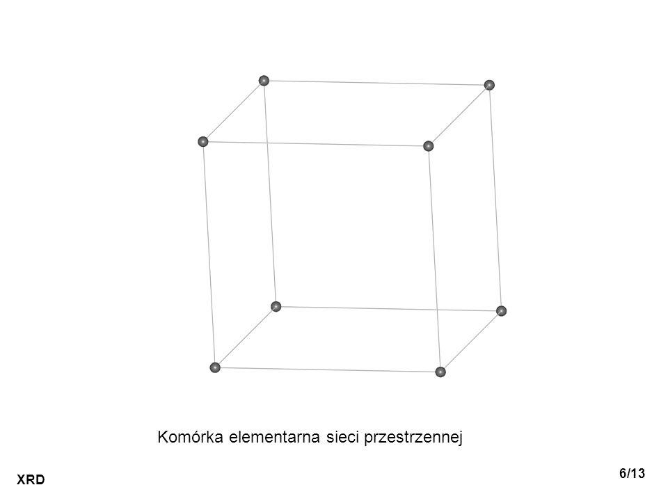 Komórka elementarna sieci przestrzennej