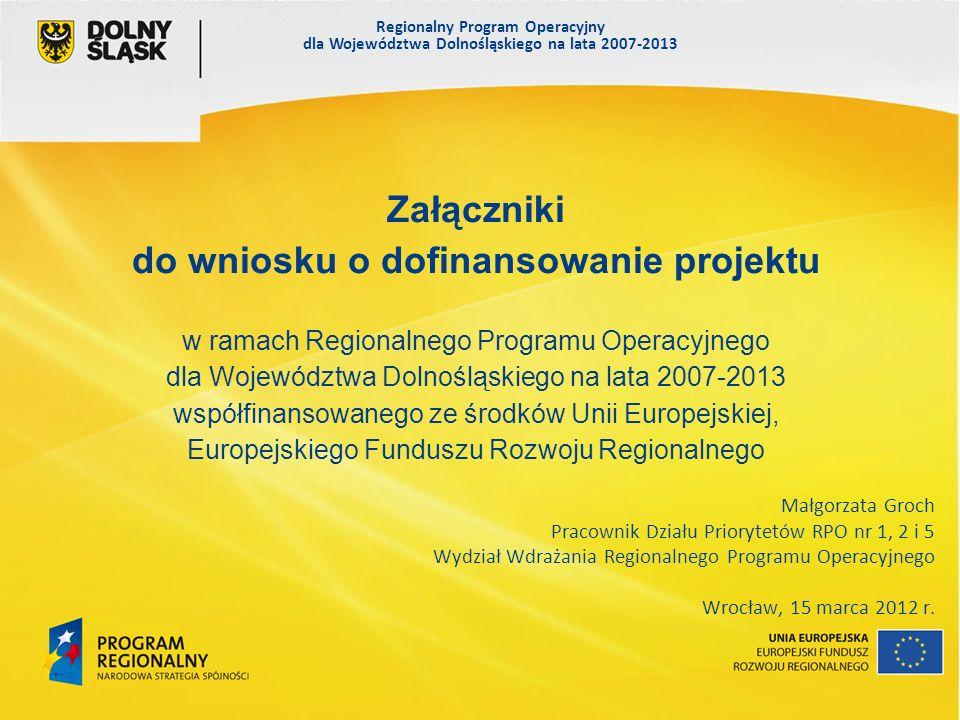 Regionalny Program Operacyjny
