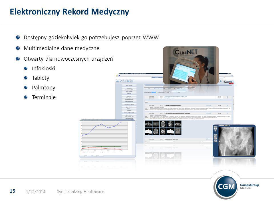 Elektroniczny Rekord Medyczny