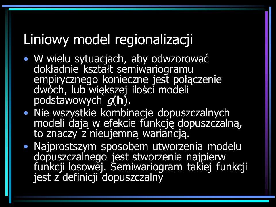 Liniowy model regionalizacji