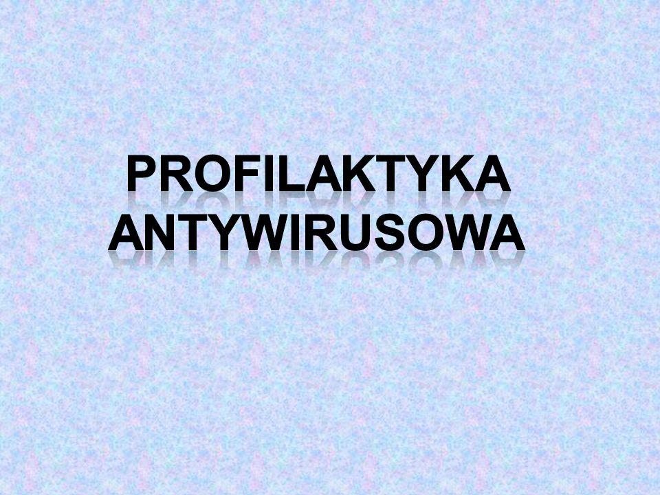 Profilaktyka Antywirusowa