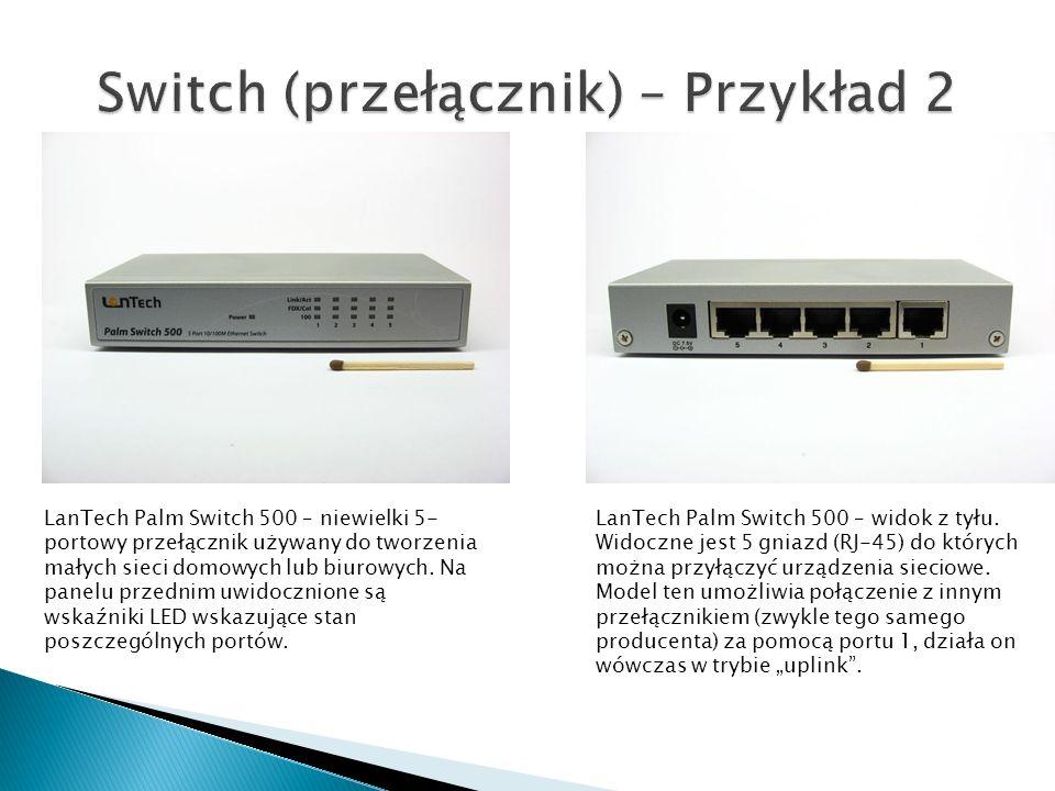 Switch (przełącznik) – Przykład 2
