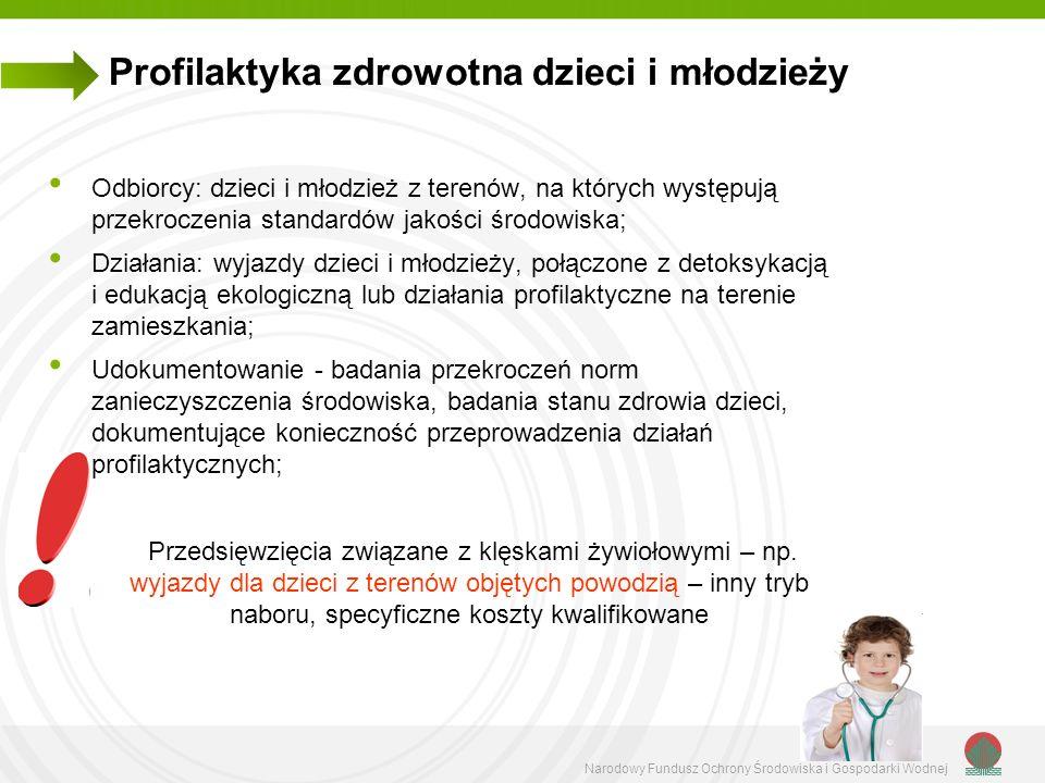 Profilaktyka zdrowotna dzieci i młodzieży