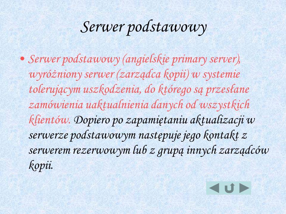 Serwer podstawowy