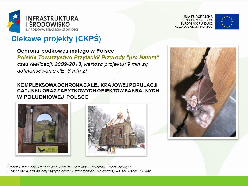 Ciekawe projekty (CKPŚ)
