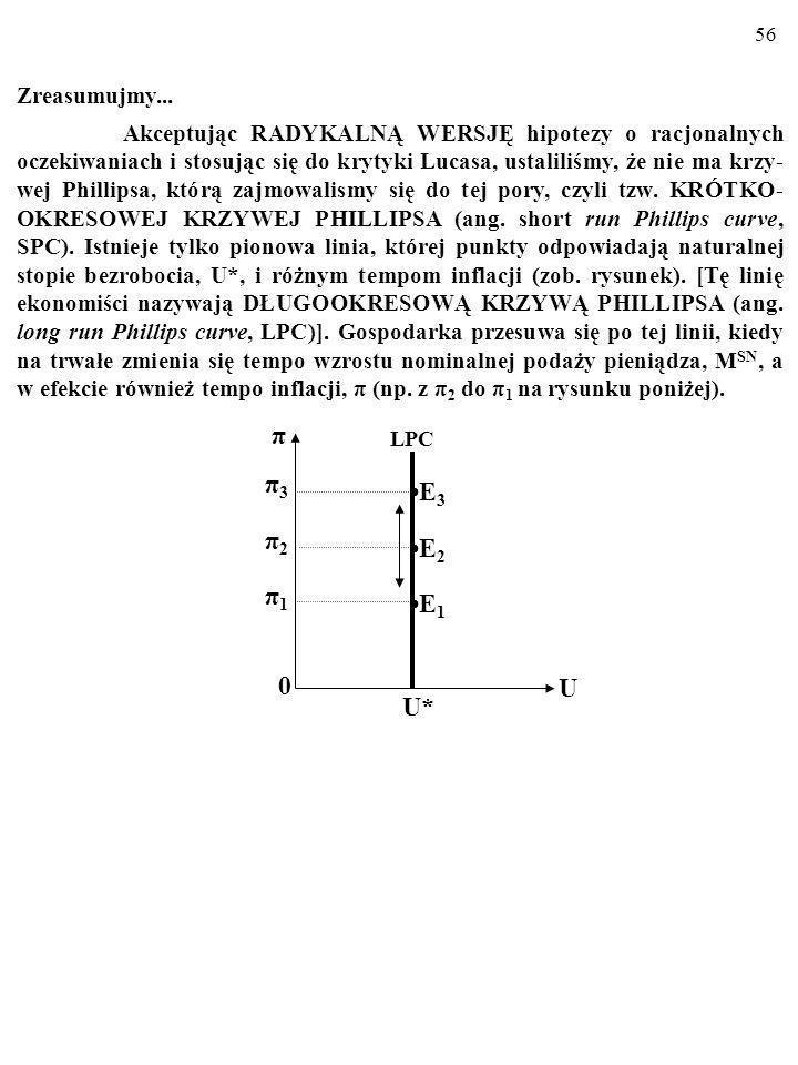 π π3 •E3 π2 •E2 π1 •E1 U U* Zreasumujmy...
