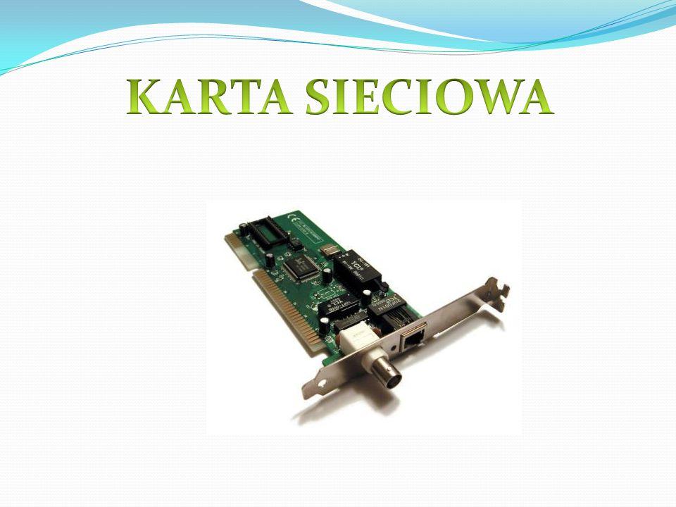 KARTA SIECIOWA